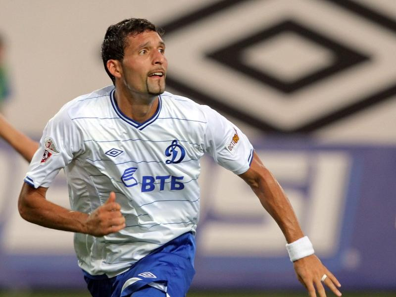 Der frühere deutsche Nationalspieler traf im sechsten Spiel hintereinander für Dinamo Moskva