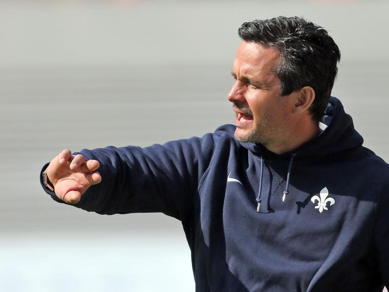Trainer Von Darmstadt