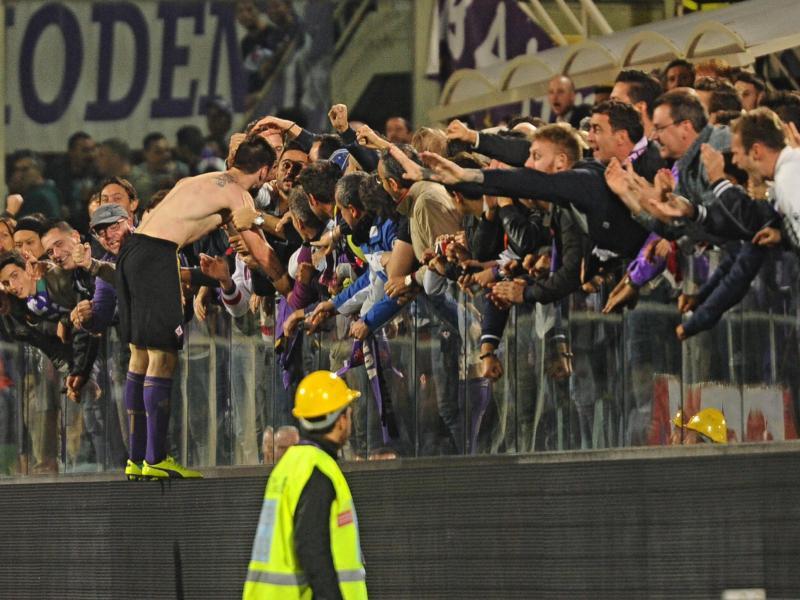 Für die Sicherheit in den italienischen Stadien sollen auch die Vereine aufkommen