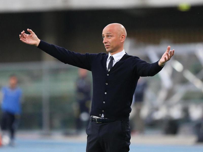 Eugenio Corini wurde bei Chievo Verona entlassen