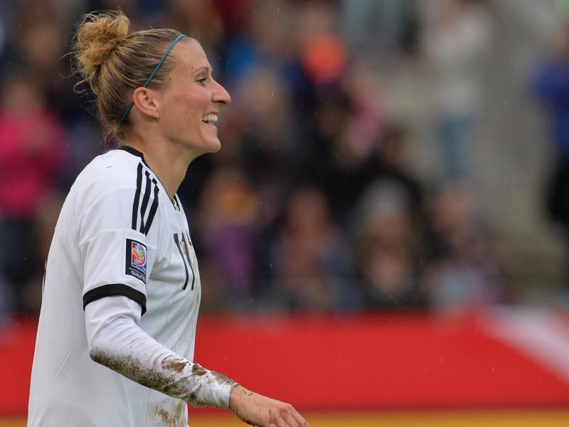 Anja Mittag steht beim schwedischen Klub FC Rosengard unter Vertrag