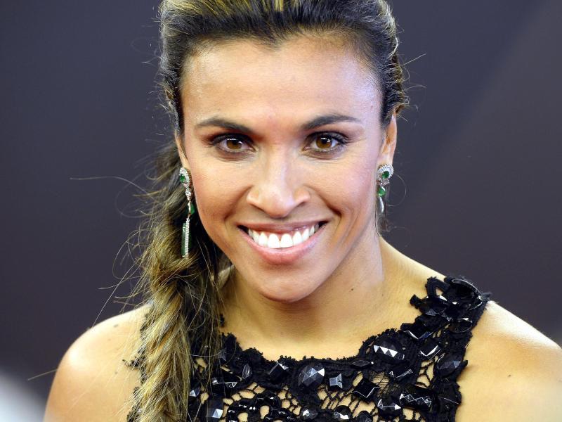 Marta spielt in Schweden für den FC Rosengård