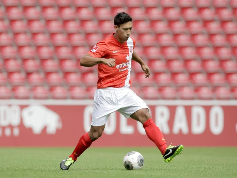 Malik Fathi spielte bis 2014 in Mainz. Foto: FredrikvonErichsen