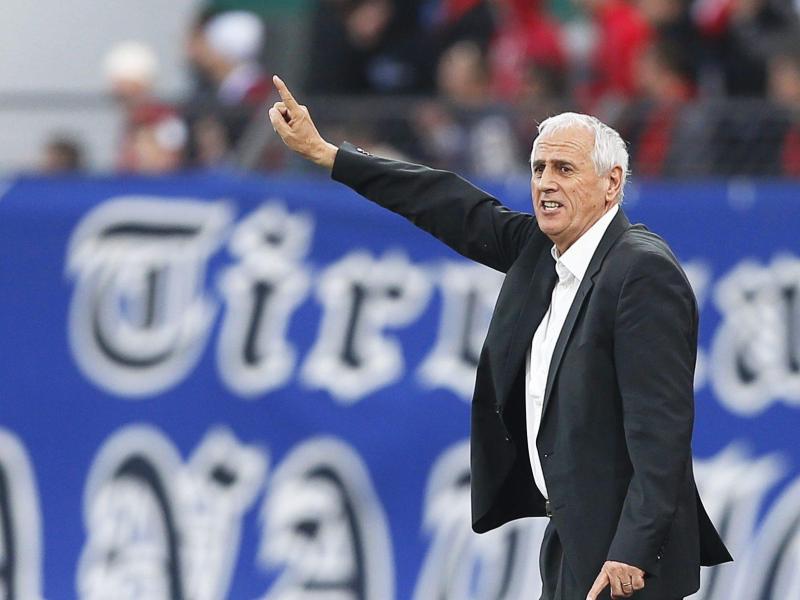 Bernard Challandes ist nicht mehr Trainer der armenischen Nationalelf