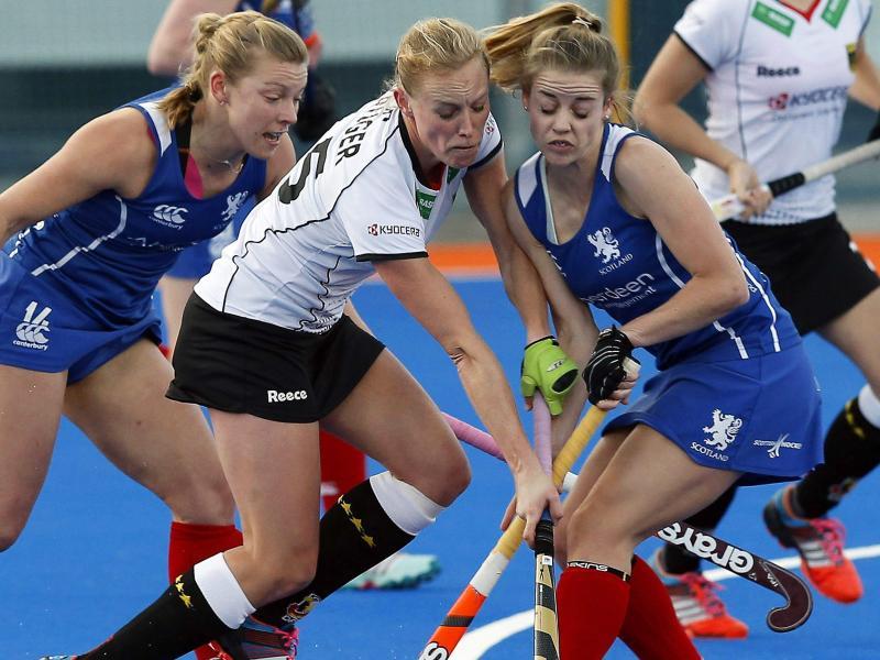 Hockey Damen Ziehen Positives Em Fazit Nach Platz Drei