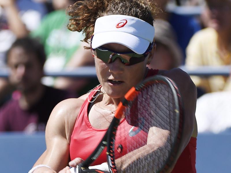 Samantha Stosur gewann 2011 die US Open