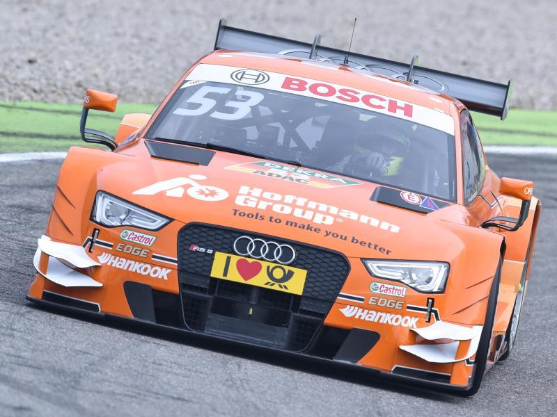Jamie Green gewann in Hockenheim. Foto: Uwe Anspach