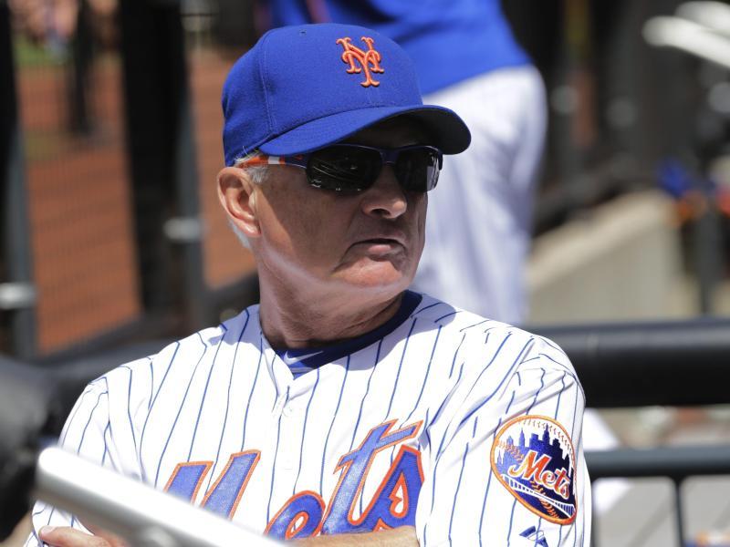 Trainer Terry Collins hat seinen Vertrag mit den New York Mets verlängert