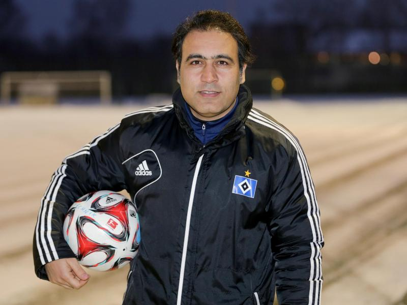 EX-HSV-Spieler Mehdi Mahdavikia will irgendwann Trainer in der Bundesliga sein
