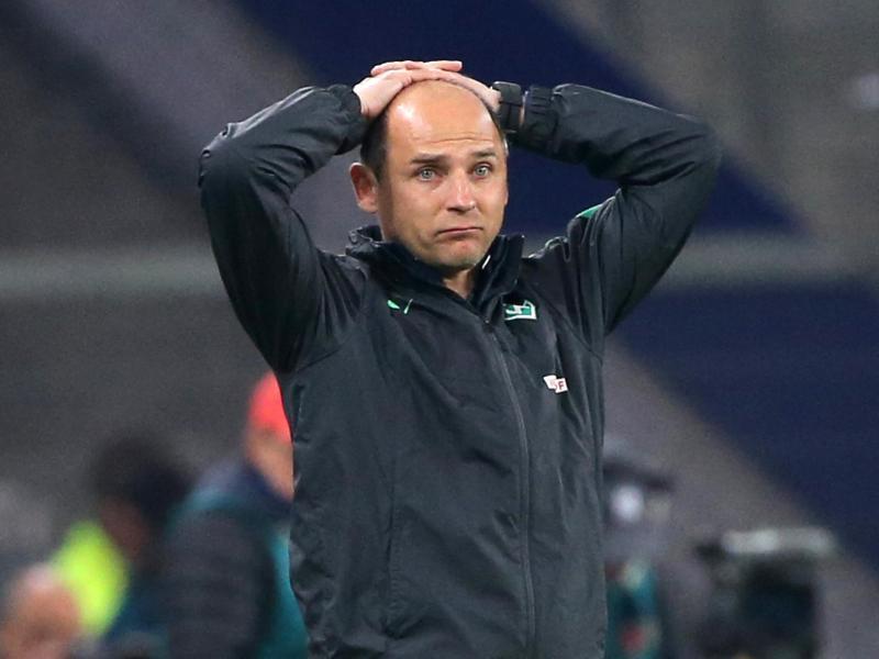 Werder-Coach Viktor Skripnik braucht drei Punkte gegen den VfB