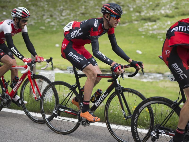 Tejay van Garderen setzte sich auf der Königsetappe der Tour de Suisse durch