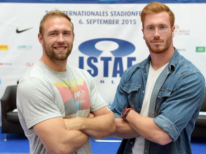 Christoph Und Robert Harting
