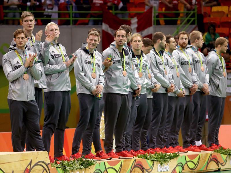 Die deutschen Handball-Männer haben die kommenden Jahre Großes vor