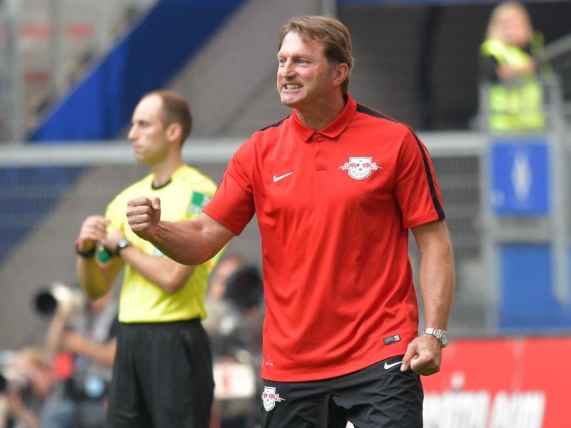 Ralf Hasenhüttl und seine Leipziger wollen mehr