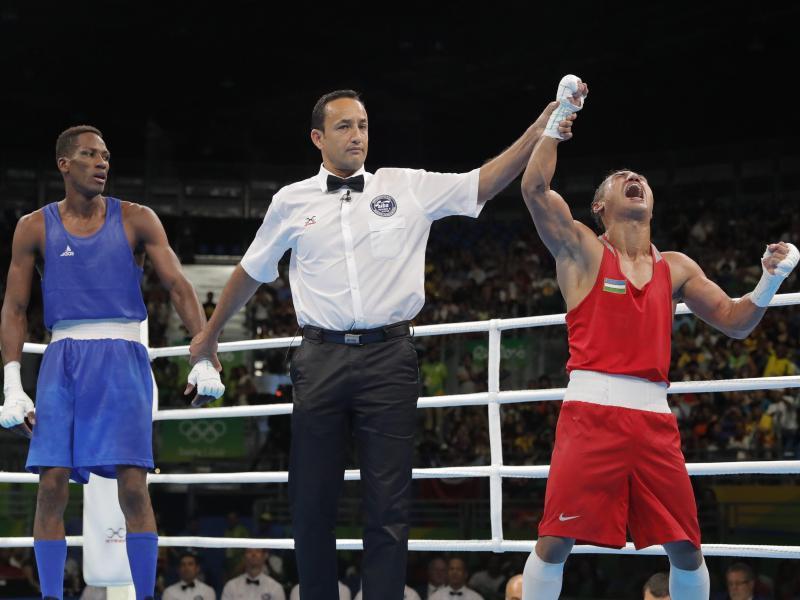 Nicht alle Entscheidungen der Ringrichter in Rio de Janeiro waren nachvollziehbar
