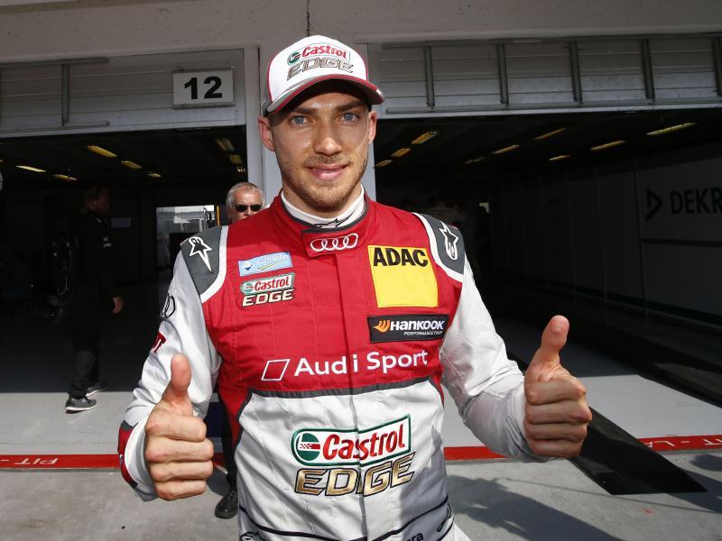 Edoardo Mortara kann aus eigener Kraft DTM-Champion werden