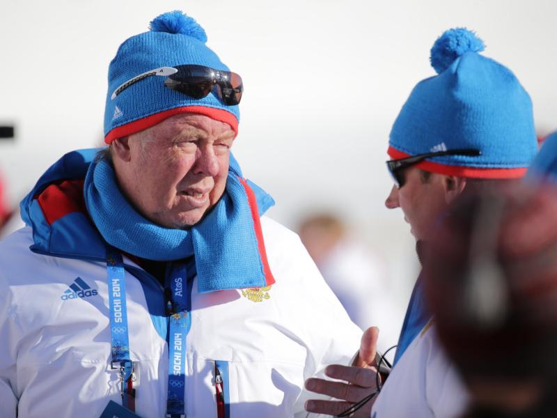 Biathlon-Trainer Wolfgang Pichler gilt als ausgemachter Anti-Doping-Kämpfer