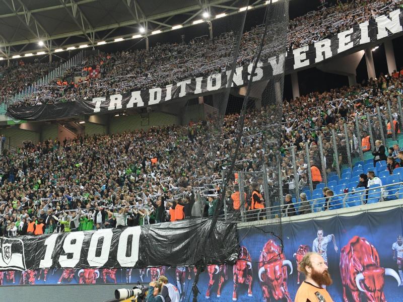 Die Borussia-Verantwortlichen rechnen mit Aktionen ihrer Fans gegen RB