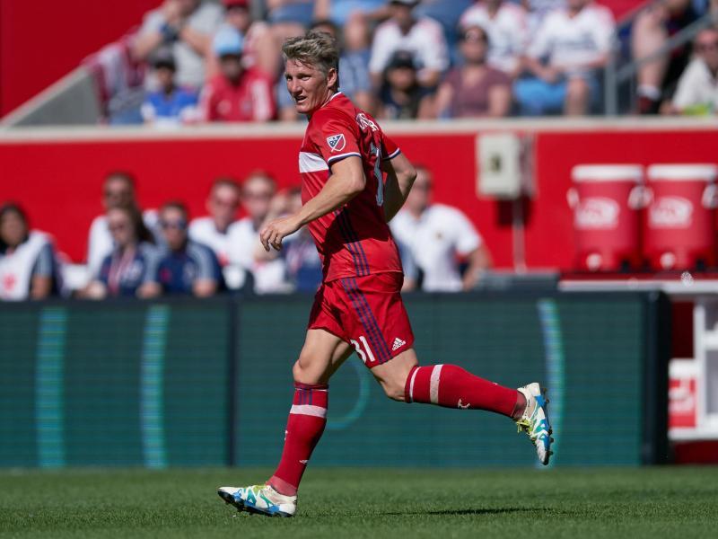 Bastian Schweinsteiger festigt den zweiten Rang der Eastern Conference