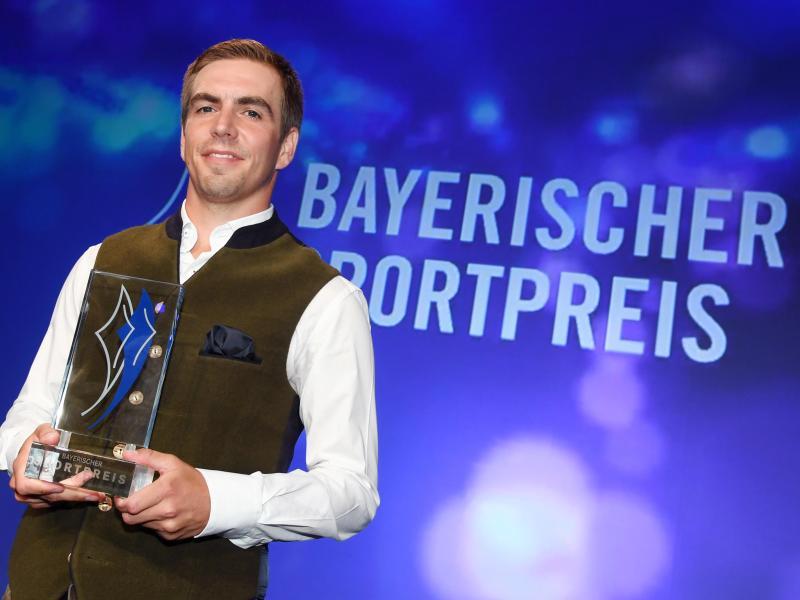 Besondere Ehre für Philipp Lahm