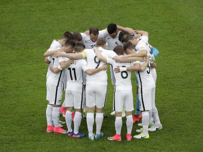 Die Neuseeländer dürfen auf ihre dritte WM-Endrunde hoffen