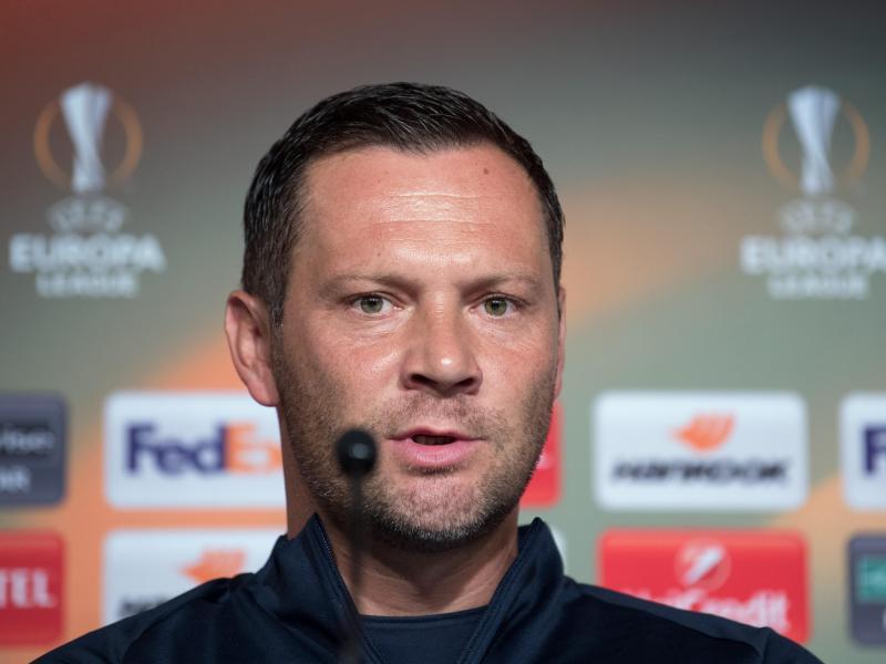 Herthas Trainer Pál Dárdai setzt in der Europa League auf das Rotationsprinzip