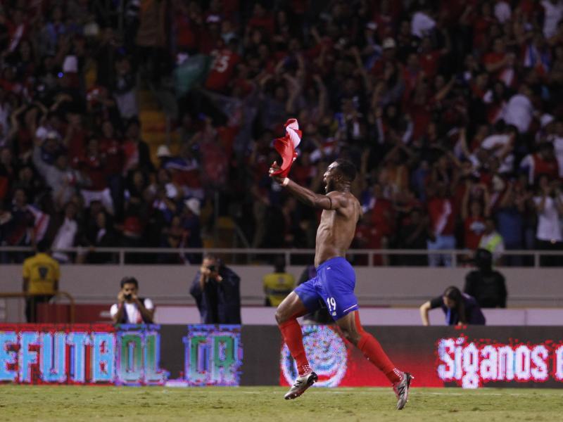 Kendall Waston schießt Costa Rica zur WM