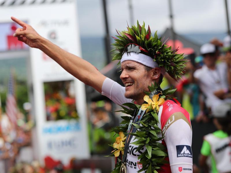 Jan Frodeno weiß was es heißt, den Ironman zu gewinnen