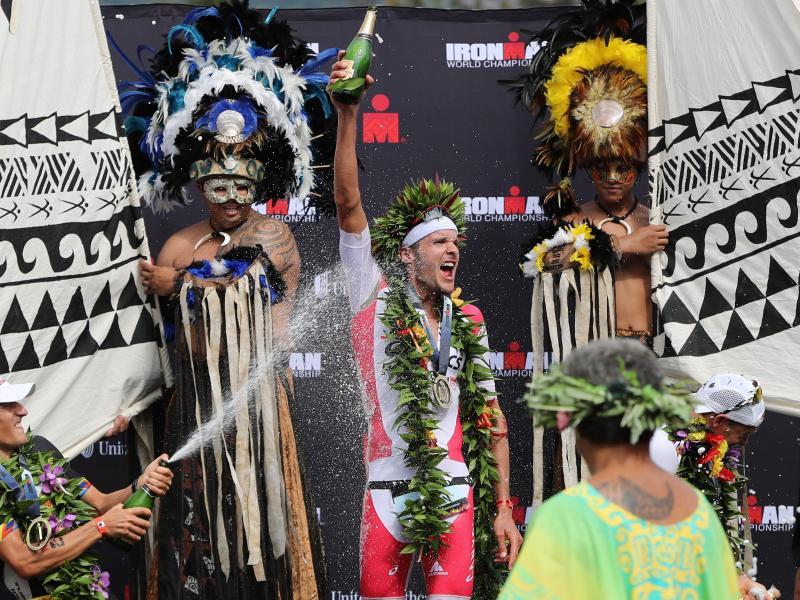 Kann Jan Frodeno seinen Titel auf Hawaii verteidigen?