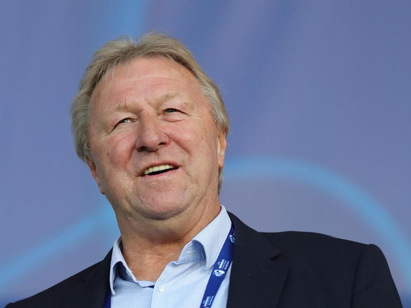 Genießt hohes Ansehen beim DFB: Horst Hrubesch