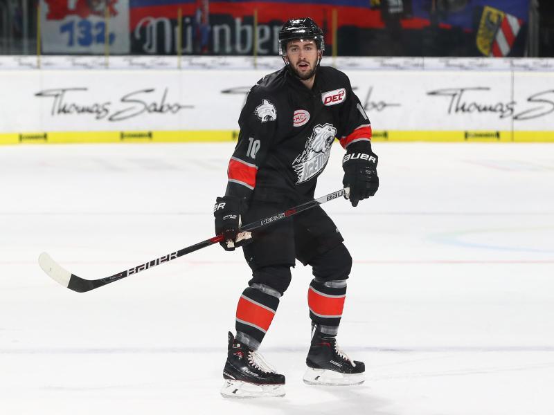 Die Ice Tigers verlängerten den Vertrag mit Taylor Aronson vorzeitig