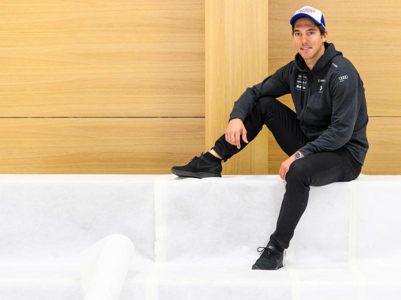 Für Carlo Janka dürften die Winterspiele nach seinem Trainingsunfall gelaufen sein
