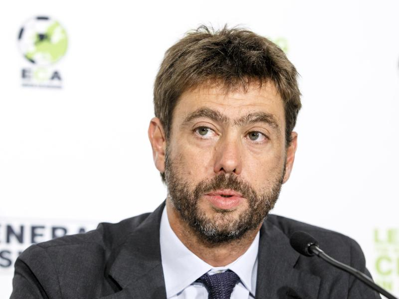 Vom italienischen Fußball-Verband gesperrt: Juve-Präsident Andrea Agnelli