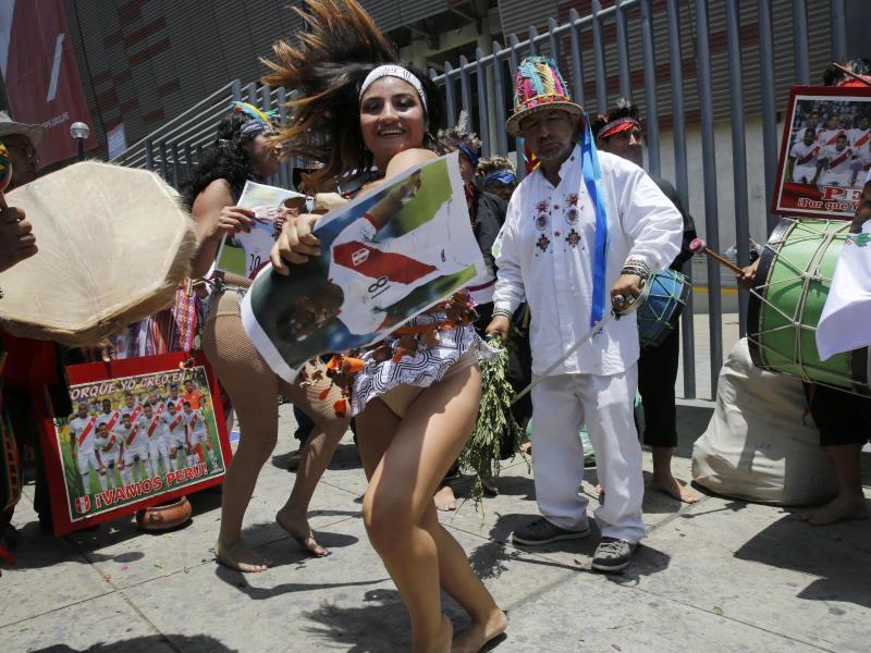 Im Fall der WM-Qualifikation darf sich Peru über einen Feiertag freuen
