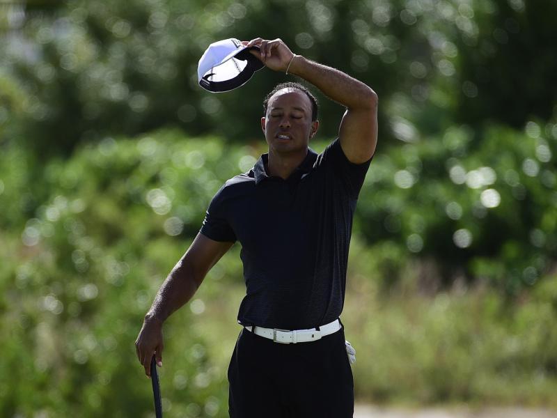 Scheint die vierte Rücken-OP gut überstanden zu haben: Tiger Woods