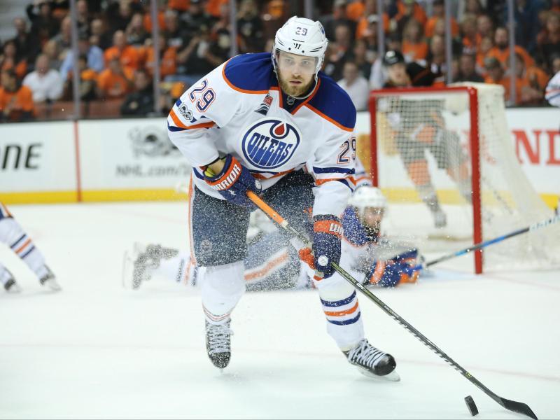 Leon Draisaitl verlor erneut mit den Edmonton Oilers