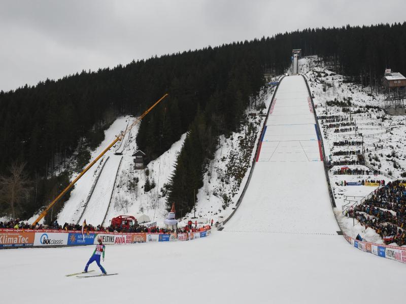 Skisprung Quali In Titisee Neustadt Verschoben