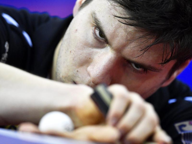 Dimitrij Ovtcharov wird ab Januar die neue Nummer eins der Welt