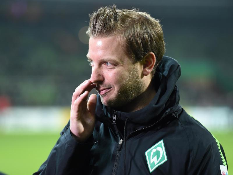 Mit Werder im Aufwind: Florian Kohfeldt