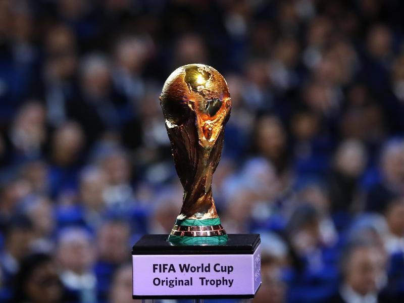 In Russland will die deutsche Fußball-Nationalmannschaft erfolgreich den WM-Pokal verteidigen.