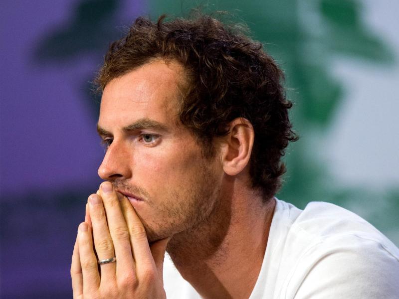 Andy Murray hat seine Teilnahme am ATP-Turnier in Brisbane abgesagt
