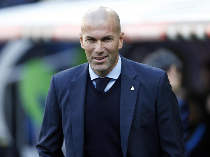 Zinédine Zidane steht in der Kritik