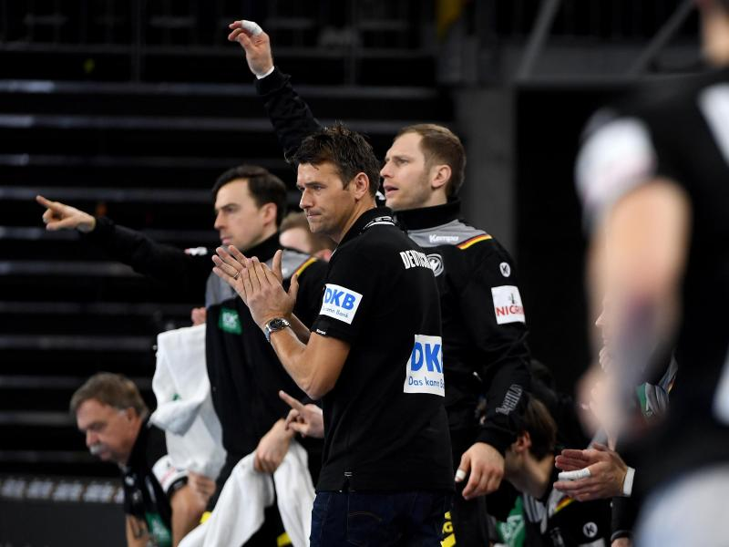 DHB-Coach Christian Prokop (M) benannte seinen EM-Kader