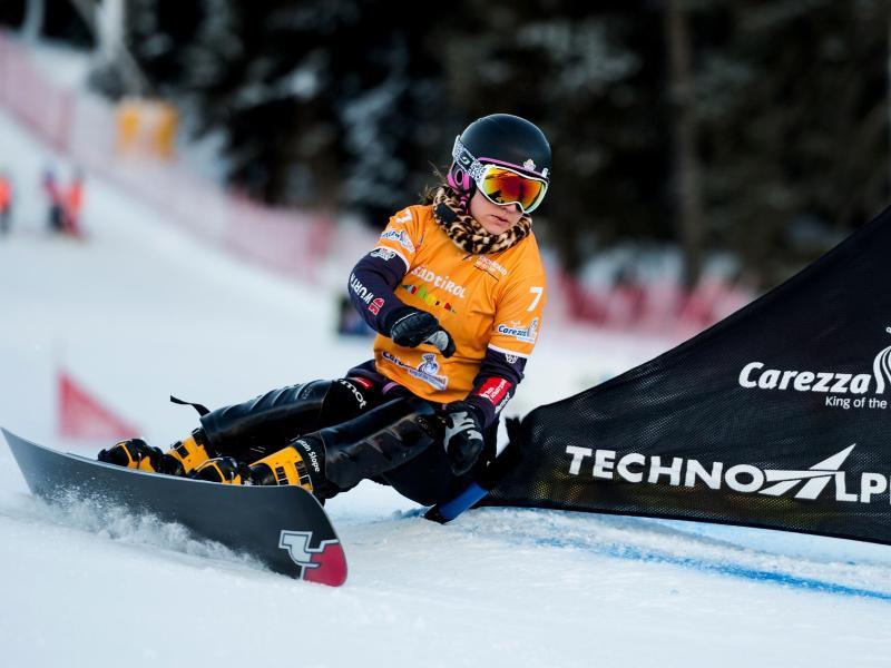 Ramona Hofmeister gewann ihren ersten Weltcup