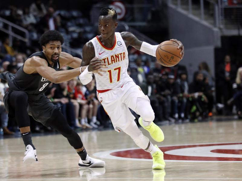 Kevin Schröders NBA-Rekordmarke reicht den Hawks nicht zum Sieg