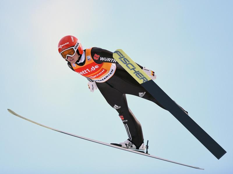 Katharina Althaus zeigte in Japan eine starke Leistung.