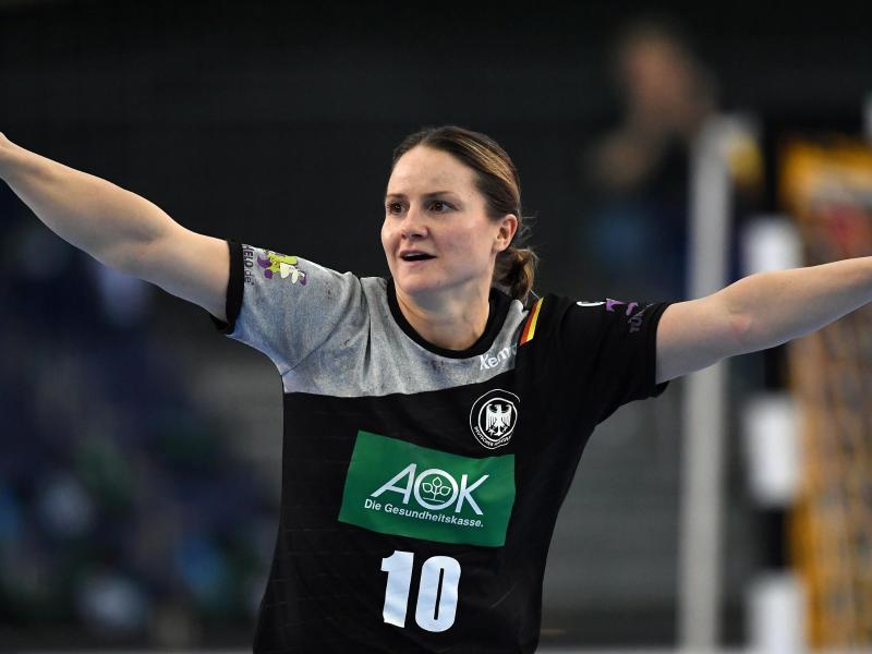 Nationalspielerin Anna Loerper wechselt vom Thüringer HC zur SG BBM Bietigheim