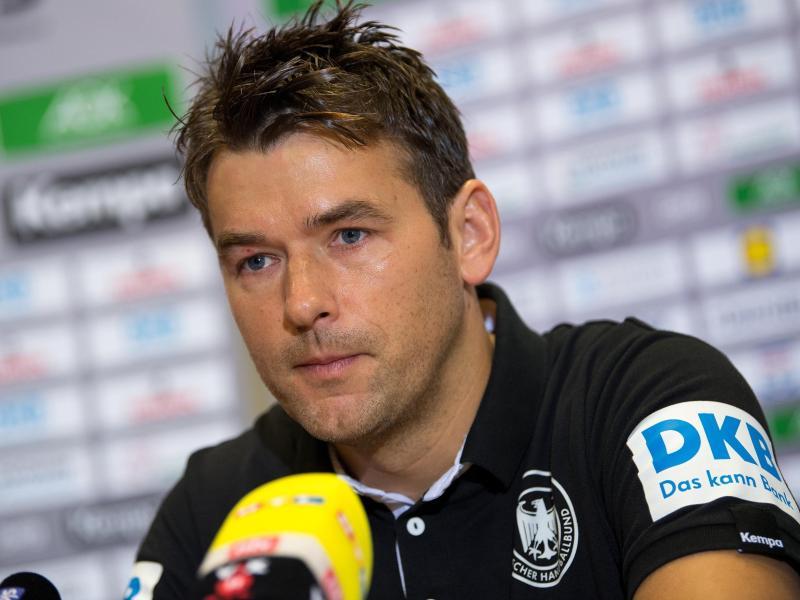 Steht nach dem EM-Aus der deutschen Handballer in der Kritik: Bundestrainer Christian Prokop