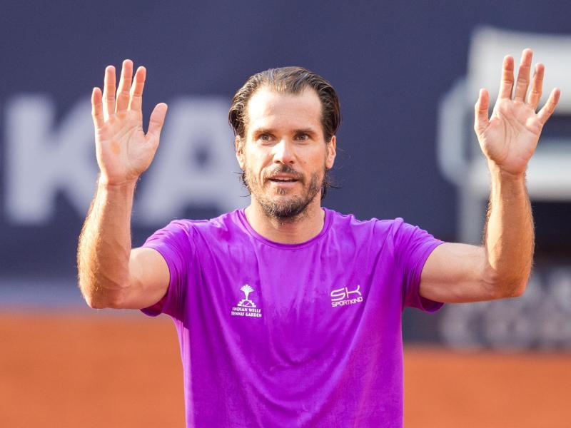 Tommy Haas verabschiedete sich klammheimlich von der Tennis-Bühne