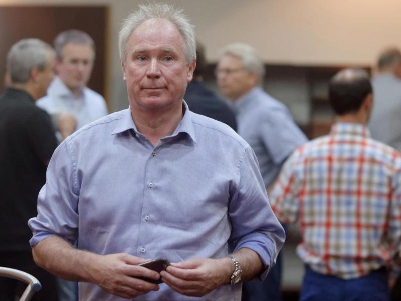 Liga-Boss Uwe Schwenker hält eine weitere Zusammenarbeit Bundestrainer Prokop für schwierig